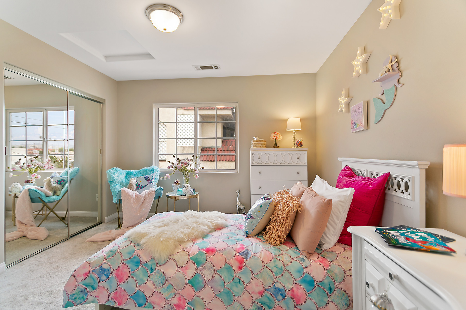Mermaid Bedroom Decor Cindy Dole Storybo