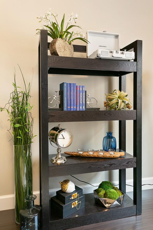 Great Home Office Book SHelf Decor Ideas
