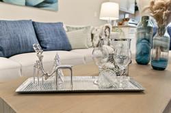 Winter Wonderland Table Decor for Stagin