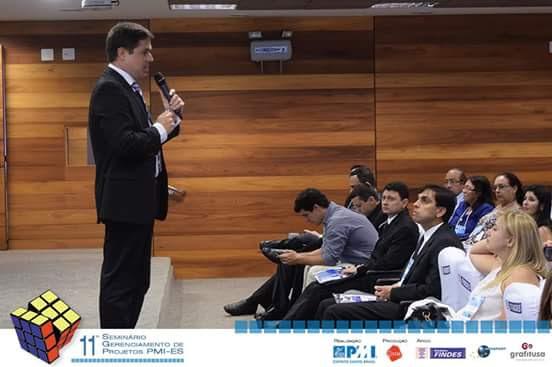 Seminário PMI ES Set/2015