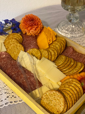 Pre Wedding snacks