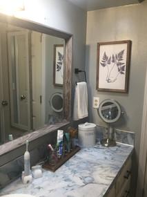 After Bathroom