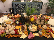 60th Bday Grazing Table