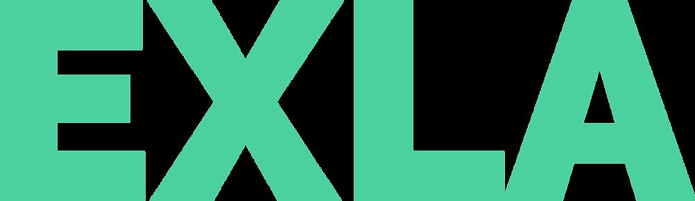 EXLA logo