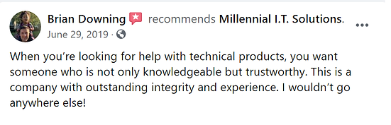 Customer Review - Millennial IT Solutions.png