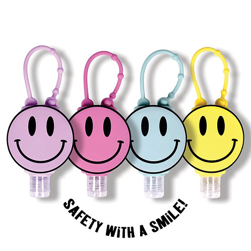 """Shine On!"" Smiley Collection 4er-Set"