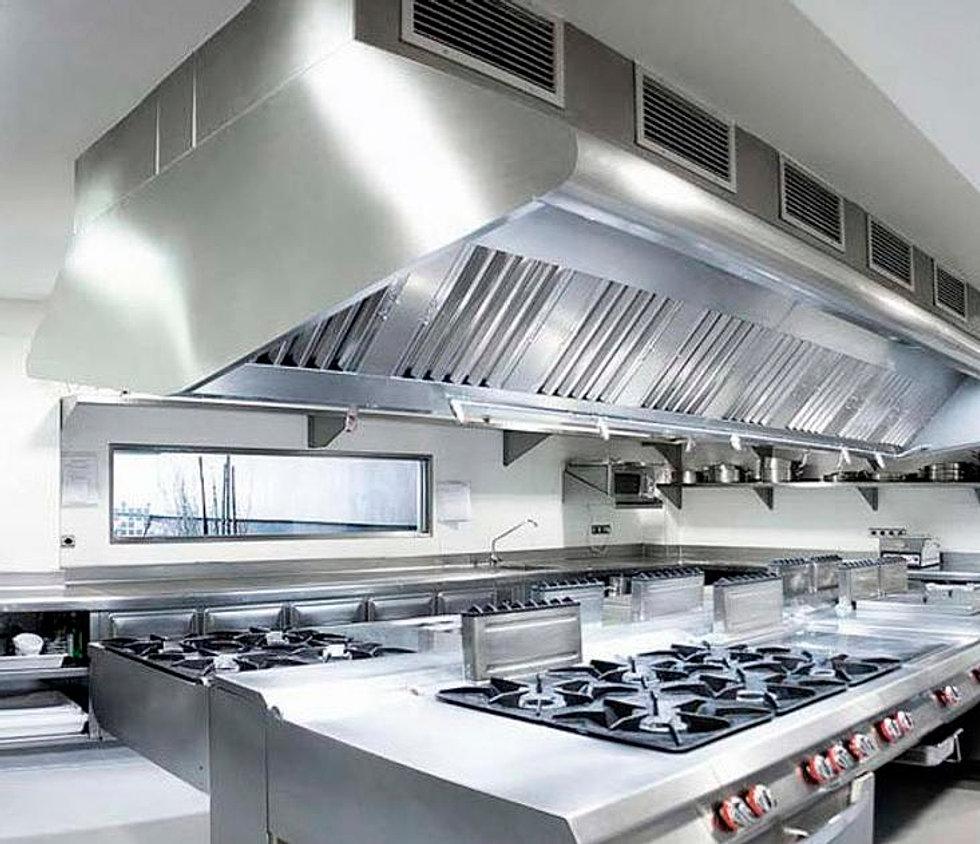 Restaurant Equipment. Restaurant Equipment. Kitchen Commercial Kitchen  Exhaust Hood Design ...