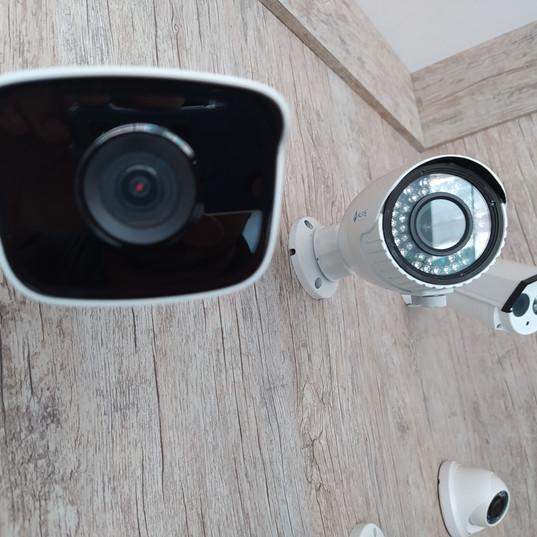 Cameras em HD