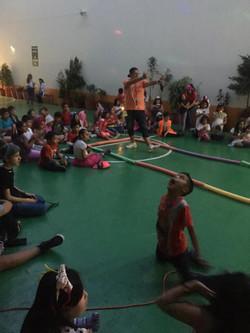 Campamento Intramuros