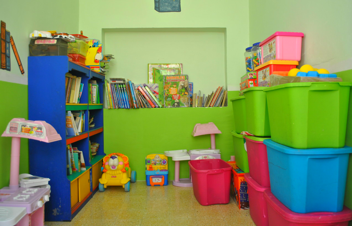 Biblioteca Preescolar.