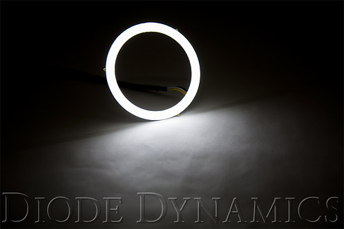 Halo Lights LED 90mm White Pair