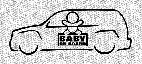 Baby on Board TBSS