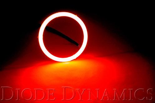 Halo Lights LED 120mm Red Single