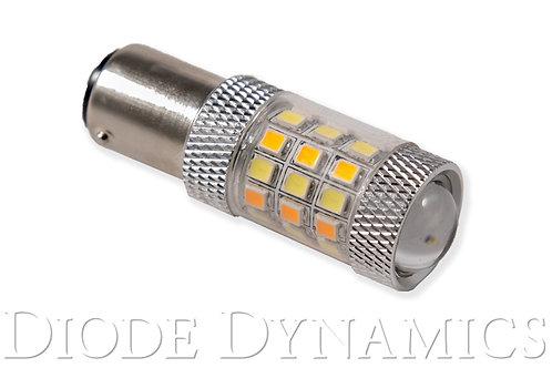 1157 LED Bulb HP24 Dual-Color LED Cool White Single
