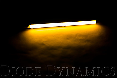 LED Strip Lights High Density SF Amber 9 Inch