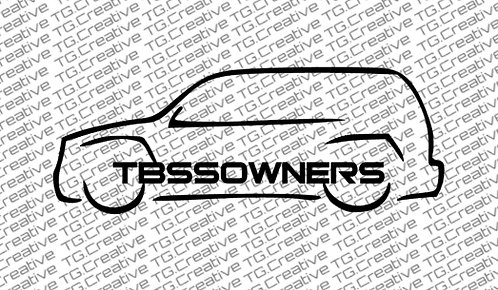 TBSS Owners Side Decal