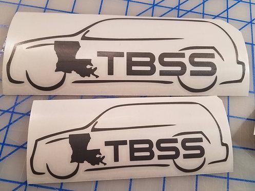 LA State TBSS