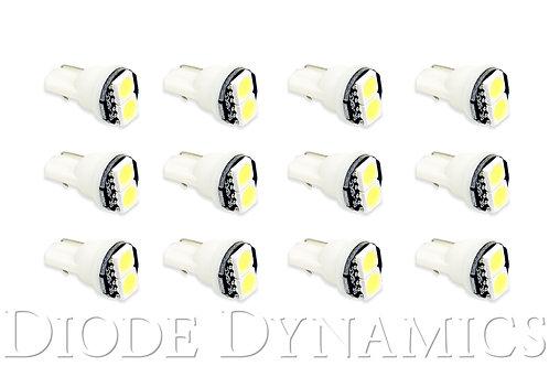 194 LED Bulb SMD2 LED Warm White Set of 12