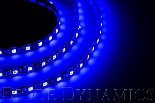 LED Strip Lights Blue 100cm Strip SMD100 WP
