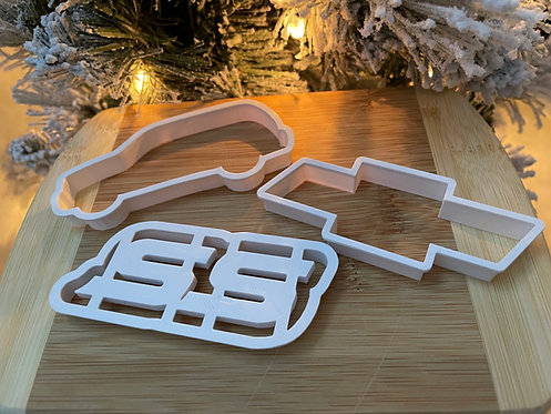 TBSS 3D Printed Cookie Cutters