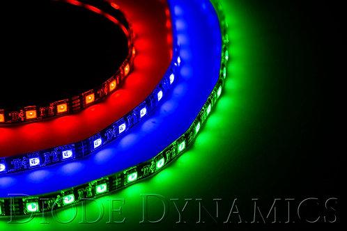 RGBW 50cm Strip SMD30 M8