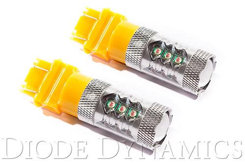 3157 LED Bulb XP80 LED Amber Pair
