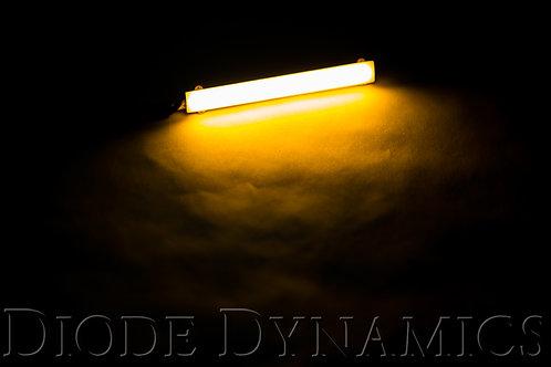 LED Strip Lights High Density SF Amber 3 Inch