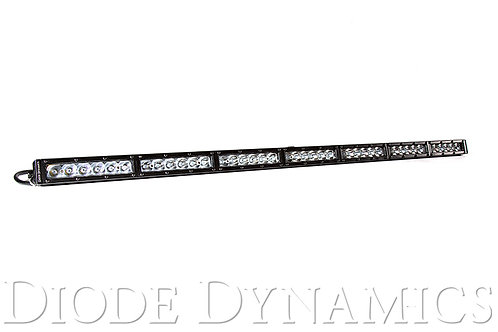 42 Inch LED Light Bar  Single Row Straight Clear Driving Each Stage Series