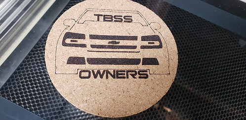 TBSS Owners Coaster