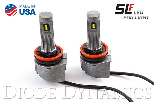 9005 SLF LED Yellow Pair