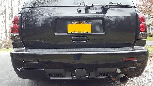 TBSS Rear Bumper Overlays