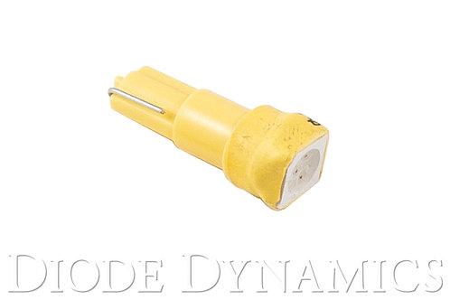 74 SMD1 LED Amber Single