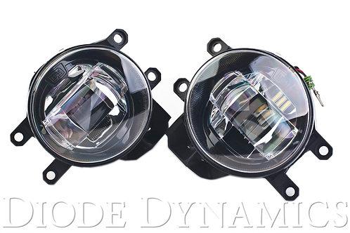 Luxeon Type C Foglights Set