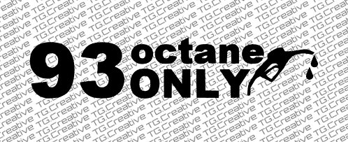 # Octane Only