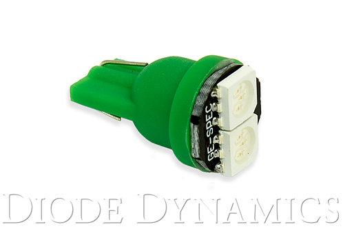 194 LED Bulb SMD2 LED Green Single