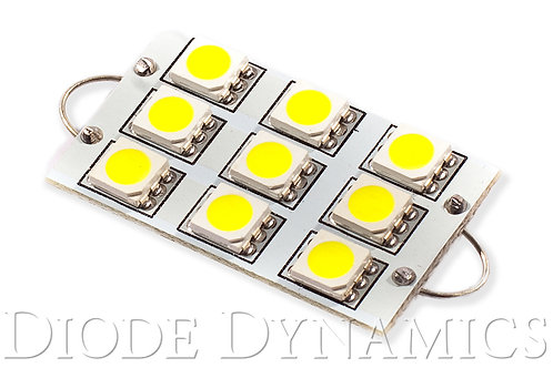 44mm SML9 LED Bulb Cool White Single