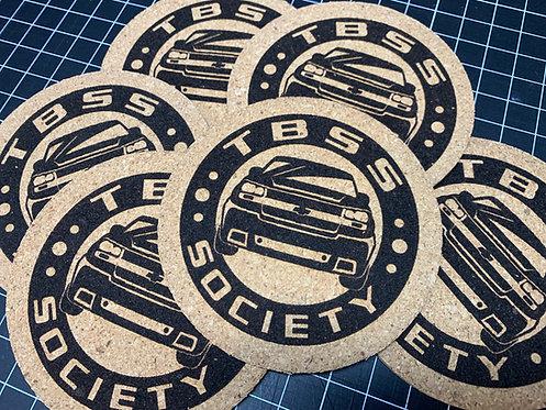 TBSS Society Coaster