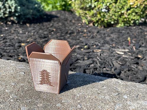 Mini Takeout Container Planter