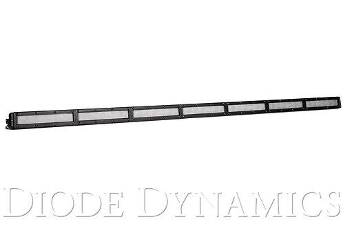 42 Inch LED Light Bar  Single Row Straight Clear Flood Each Stage Series
