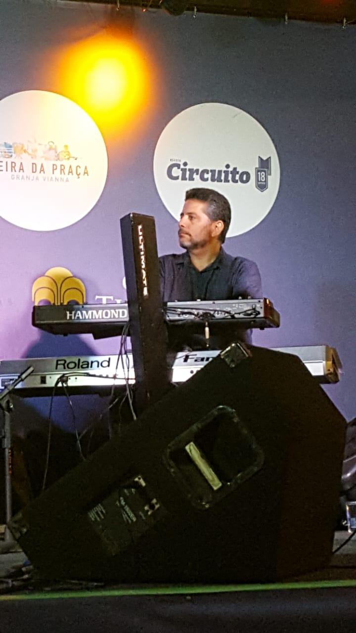 "Eder ""Duka"" Filho - Keyboards"