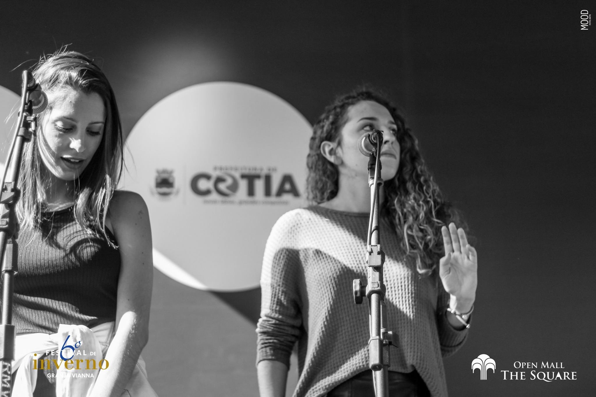 Bruna e Bianca - Backing Vocals