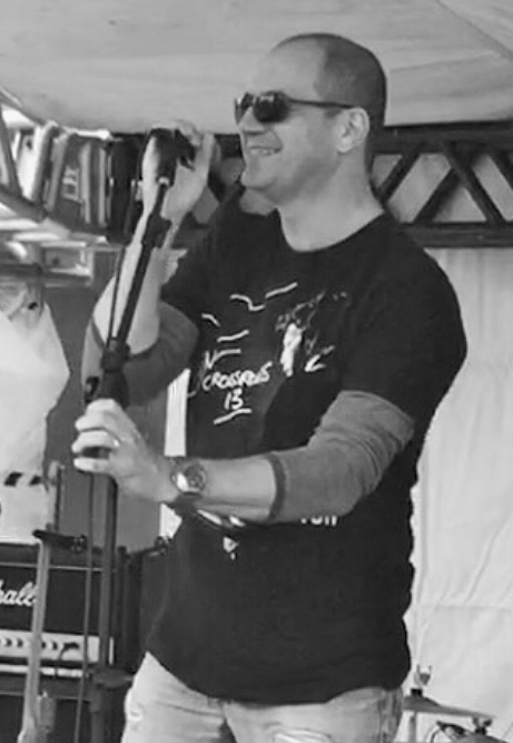 Reinaldo Passini - Lead Vocal