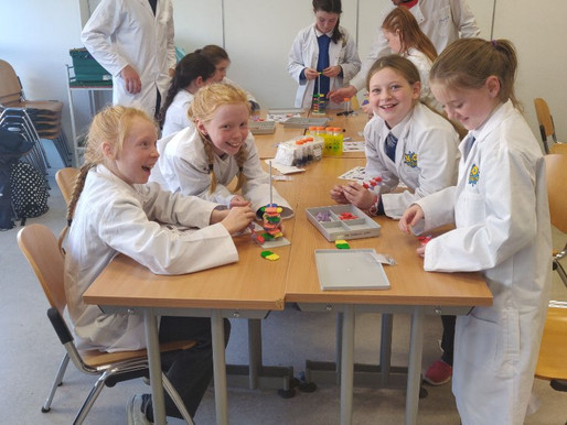 Science workshop at DKIT