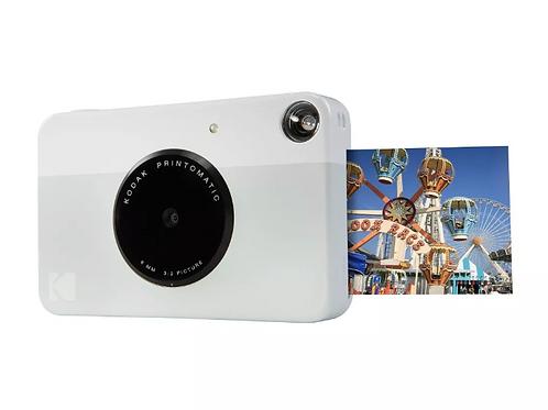 Kodak PRINTOMATIC Digital Instant Print Camera - Gray (RODOMATICGR)