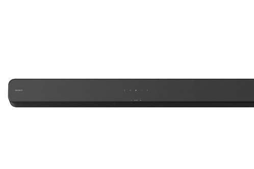 Sony 2.0 Channel 120W Sound Bar with Built-in Tweeter and Bluetooth - Black (HTS
