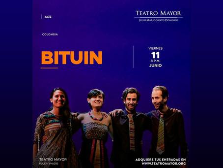 Bituin celebra su nuevo EP con un concierto íntimo en el Julio Mario Santodomingo
