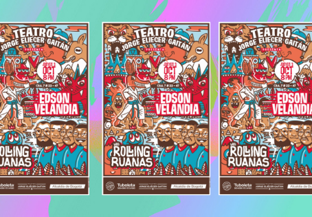 Las nuevas músicas campesinas se reúnen en un mismo concierto: Los Rolling Ruanas y Edson Velandia e