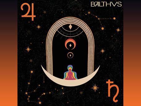 """Balthvs se embarca a las profundidades del espacio con """"Saturn & Jupiter"""""""