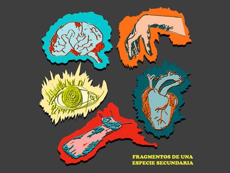 """Atrato define su identidad sonora en """"Fragmentos de una especie secundaria"""""""