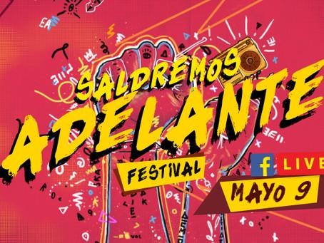 """Doctor Krápula presenta su Festival Online """"Saldremos Adelante"""""""